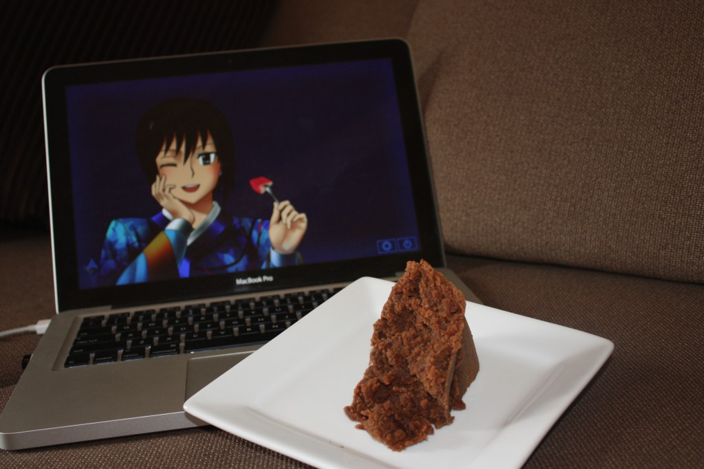 hate plus cake